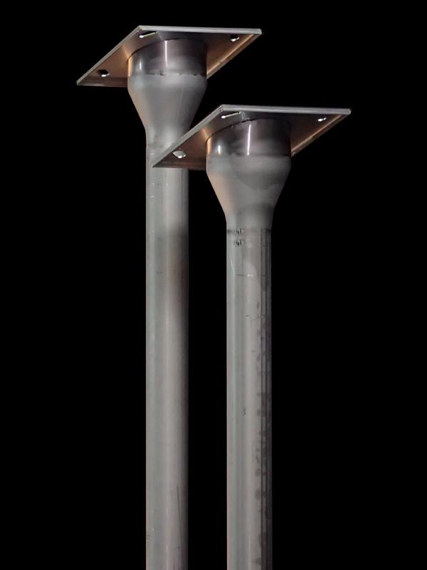 橋梁用排水 補修 天板プレート 導水パイプ