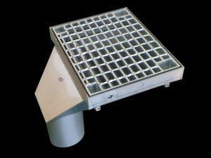 橋梁用排水桝グレーチング仕様例