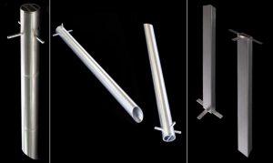 床版版貫通管製作事例(丸管、角管)