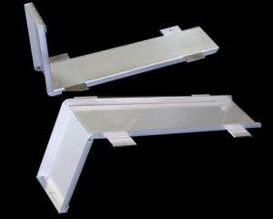 橋梁排水樋として使用