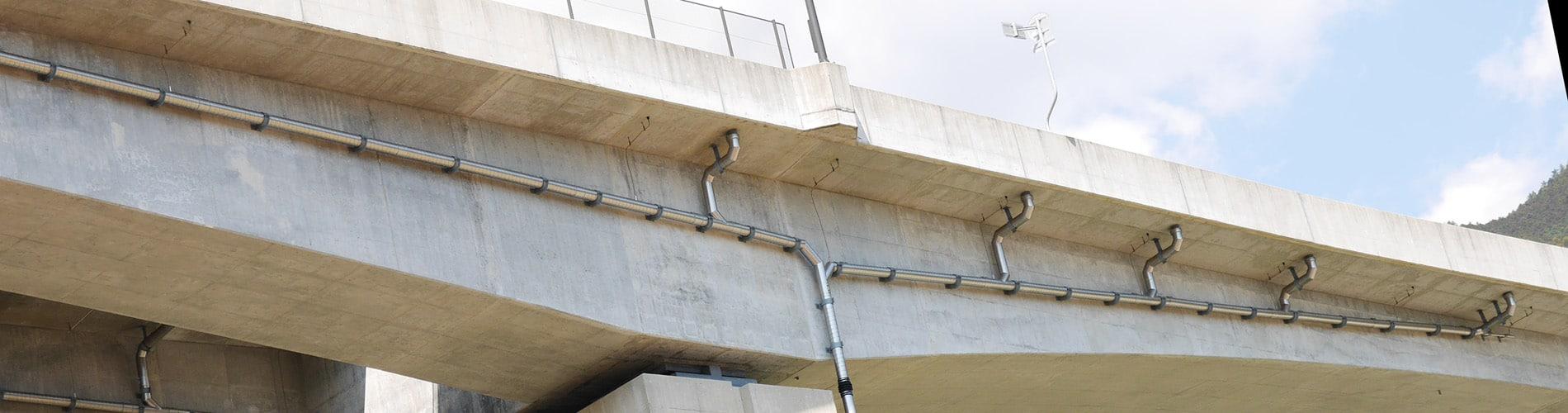 橋梁用排水装置ご提案のページへ