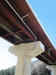 橋梁用排水装置提案用ページの表紙