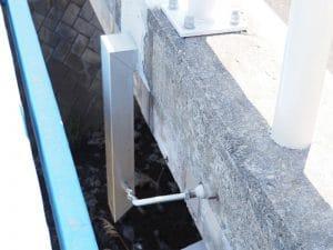 橋梁用 地覆 横引 排水装置 プレテンホロー 5